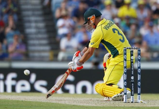 David Warner Australia World Cup