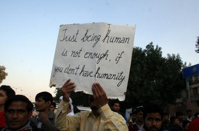 Nirbhaya protest