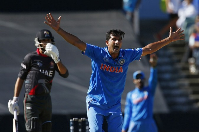 Mohit Sharma India World Cup