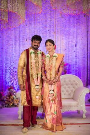 Manchu Manoj and Pranathi Reddy