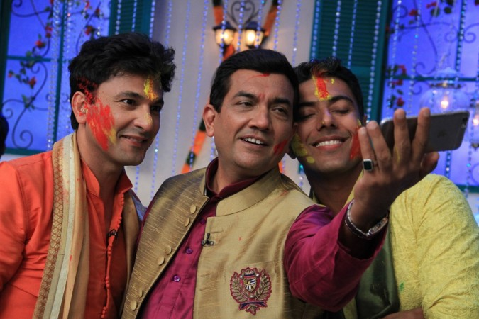 Holi 2015: Check Out How Television Industry Celebrates the Festival of Colours