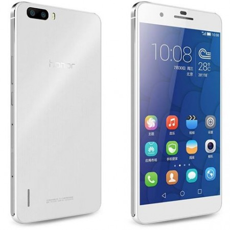 reputable site f7dc5 e8375 Huawei Honor 6 Plus Up for Pre-booking on Flipkart - IBTimes India