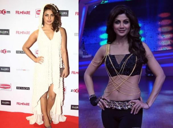 Shilpa Shetty Priyanka Chopra