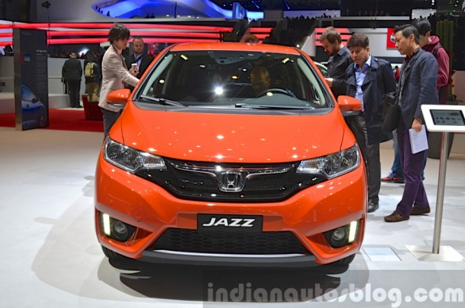 2015 Geneva Motor Show: Honda Showcases New Jazz