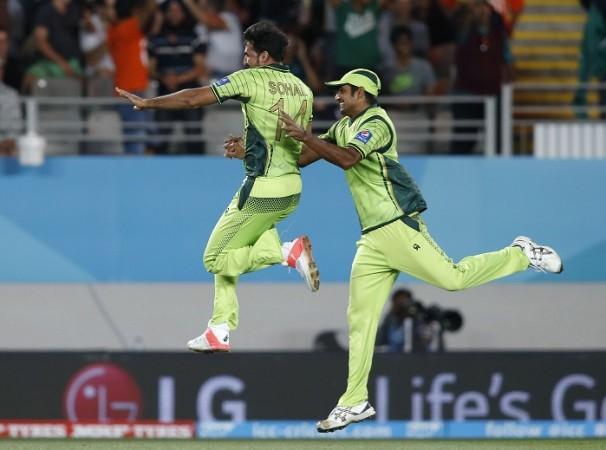 Sohail Khan Rahat Ali Pakistan ICC Cricket World Cup 2015