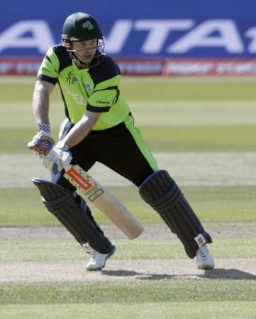 Ed Joyce Ireland ICC Cricket World Cup 2015