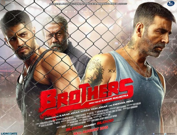 Brothers First look