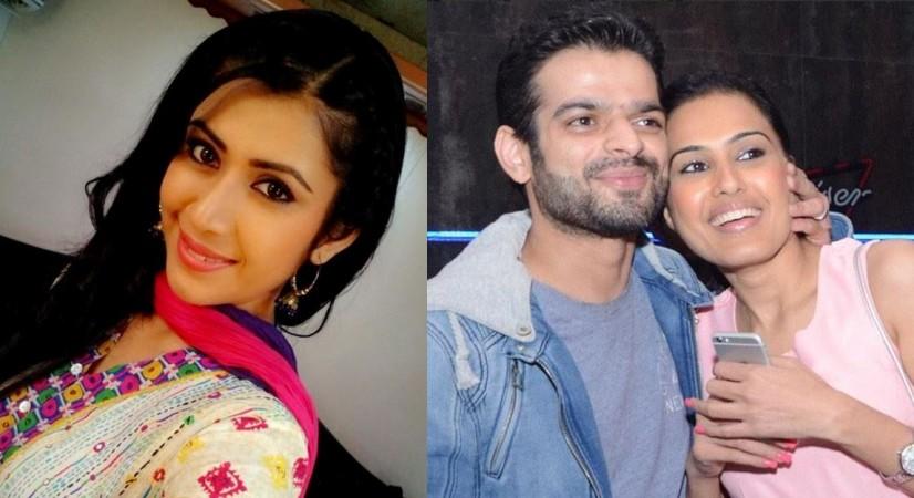 Karan Patel, Kamya Punjabi and Ankita Bhargava