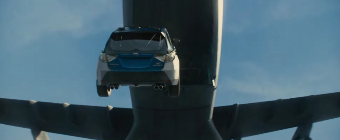 """Fast and Furious 7"" aka ""Furious 7"" Trailer"