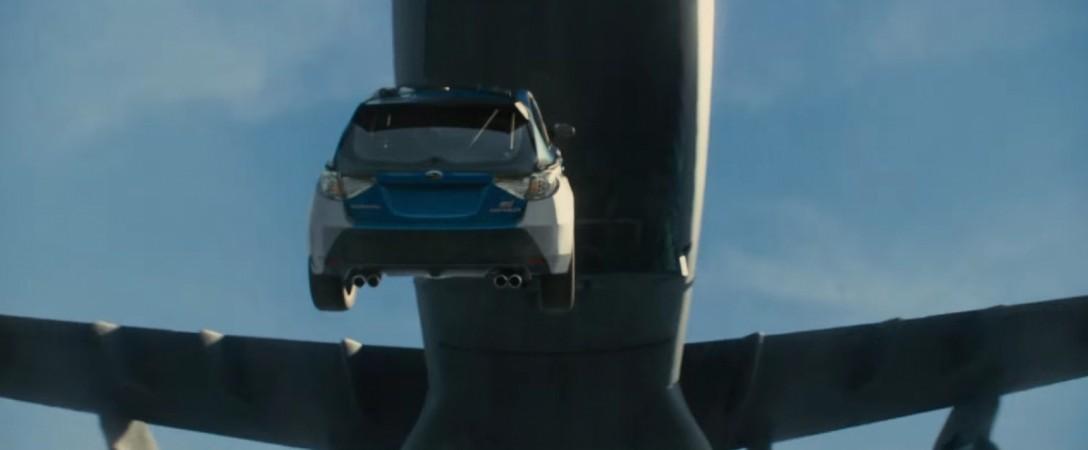 """Fast and Furious 7"" aka ""Furious 7"" Trailer"