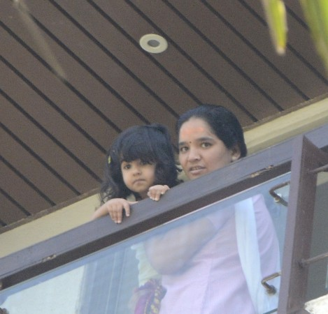 Akshay Kumar's Daughter Nitara Snapped At Their House Gallery