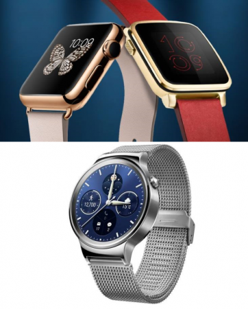 Apple Watch Vs Huawei Watch Vs Pebble Time: Which Smartwatch Offers Better Value
