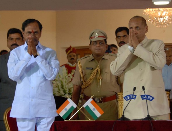 Image result for Chandrasekhar Rao in governor
