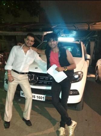 Karan Patel and Karanvir Bohra