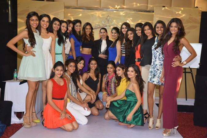 Miss India 2015 Finalists