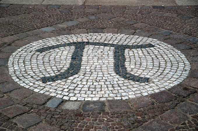 The so called 'Pi Day' is celebrated every 14 March in order to match with the first three values of the 'mathematical constant' pi (or π).
