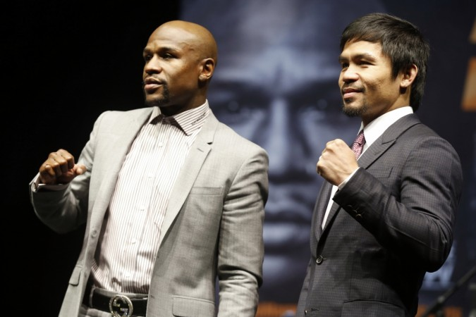 Manny Pacquiao-Floyd Mayweather