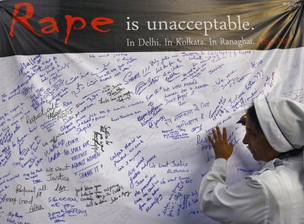 west bengal convent school nun gang raped