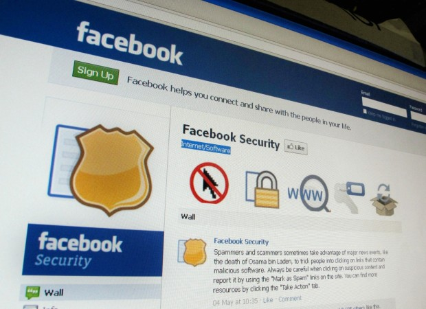 Arrest over Facebook post