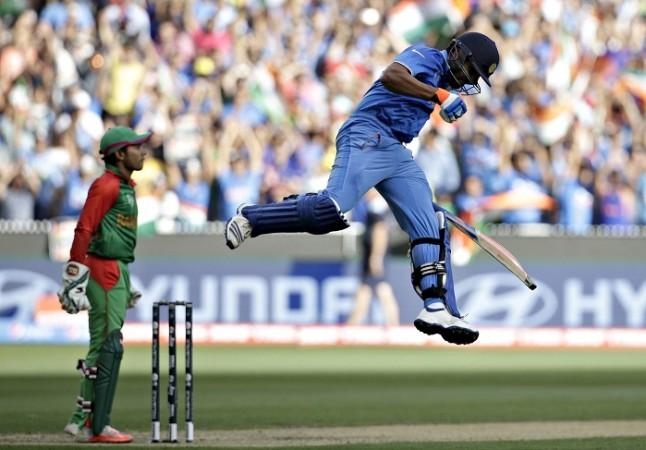 Rohit Sharma India ICC Cricket World Cup 2015
