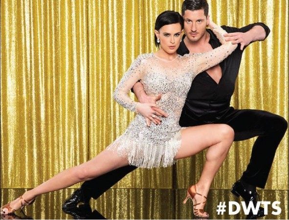 DWTS Rumor Willis and Val Chmerkovskiy