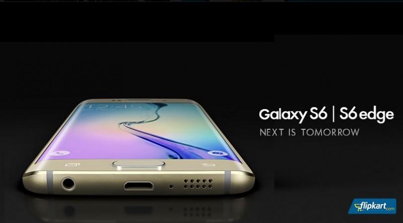 Flipkart Posts Galaxy S6 Edge Teaser Ahead of India Launch on 23 March