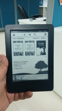 Amazon All-New Kindle 7th Generation Review: A Budget E-Book Reader