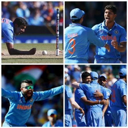 India vs Australia Match