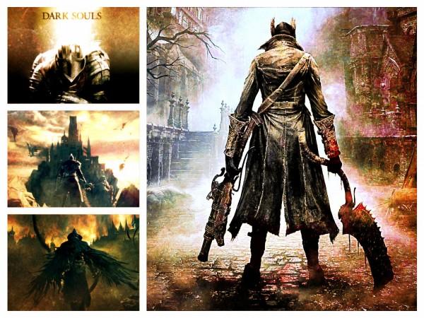 Bloodborne Vs Dark Souls