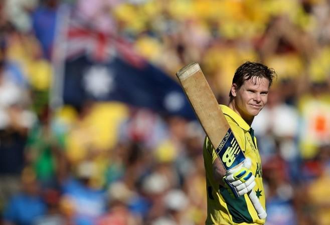 Steven Smith Australia ICC Cricket World Cup 2015
