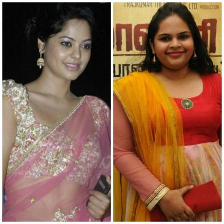 Vidyullekha and Bindu Madhavi