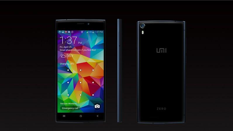 UMI Zero Android Smartphone