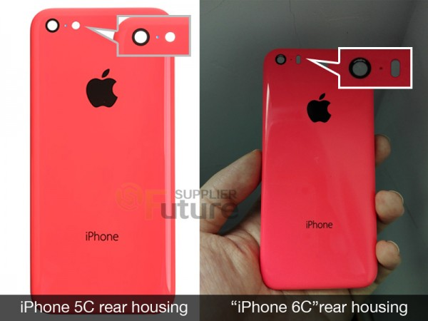 Apple iPhone 6C leaked