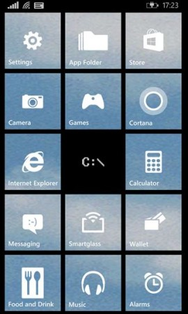 Microsoft Launches MS-DOS Mobile App to Lumia Smartphones