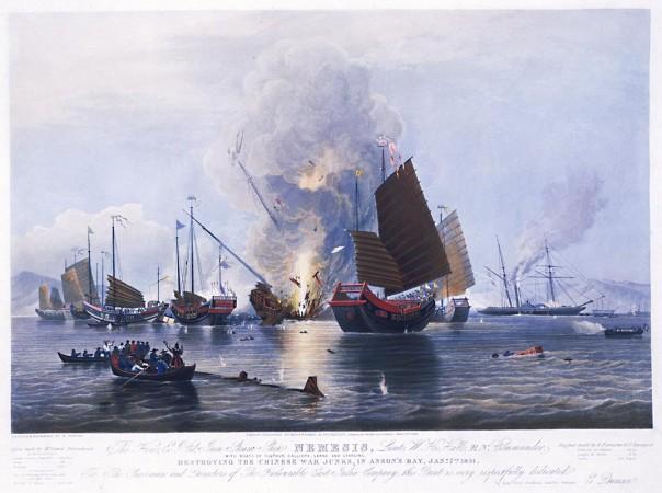China's Opium War