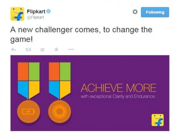 Flipkart Twitter Teaser Hints Launch of Microsoft Lumia 640, XL in India