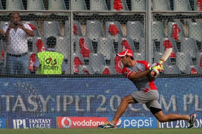 Glenn Maxwell Kings XI Punjab