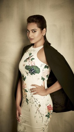 Sonakshi Sinha poses for Exhibit magazine