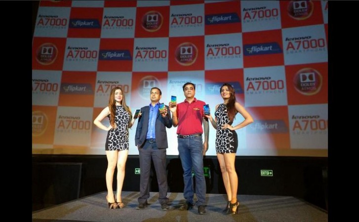 Lenovo A7000 with Octa-Core SoC Officially Launched in India; Price, Specifications