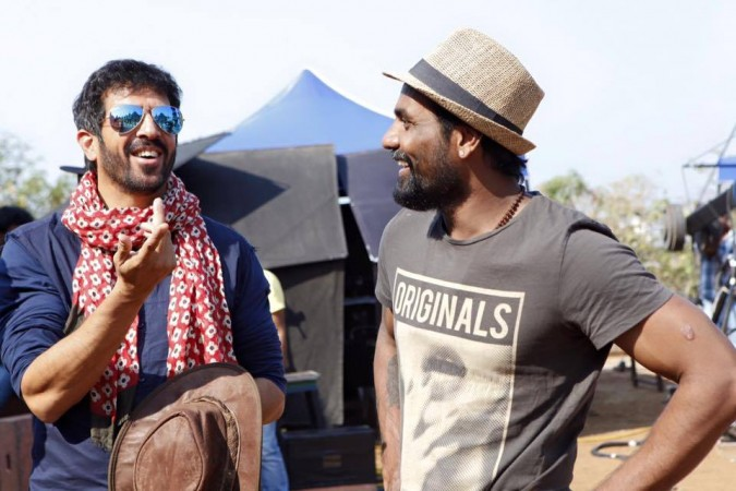 Kabir Khan and Remo D'Souza