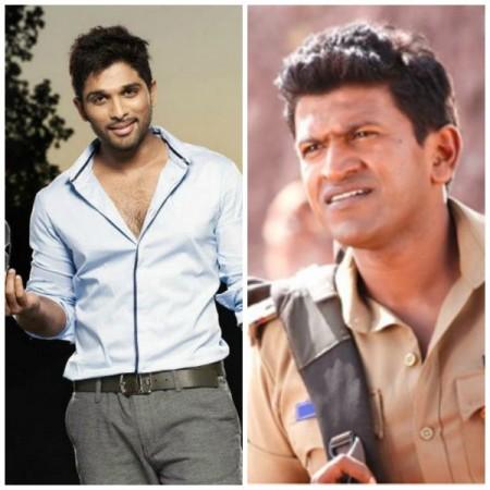 Allu Arjun's S/o Satyamurthy to Clash with Puneet Rajkumar's 'Ranavikrama'