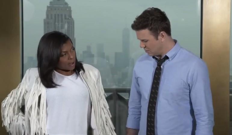 Taraji P Henson hosting 'Saturday Night Live'