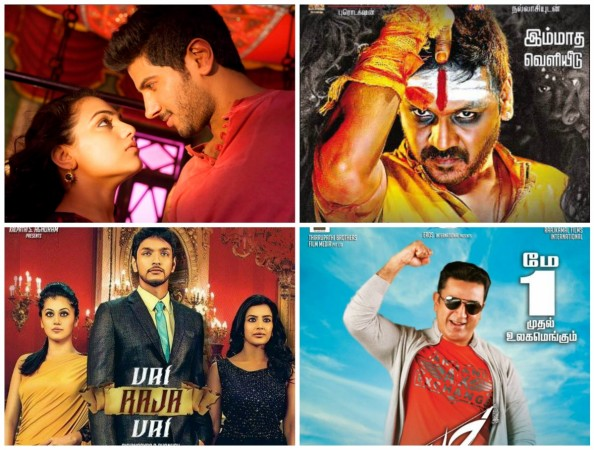 Tamil Summer Releases