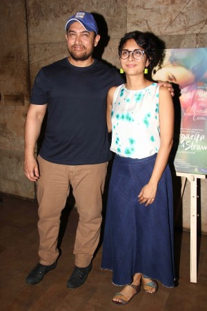 Aamir Khan, Shraddha Kapoor Attend Special Screening of 'Margarita With A Straw'