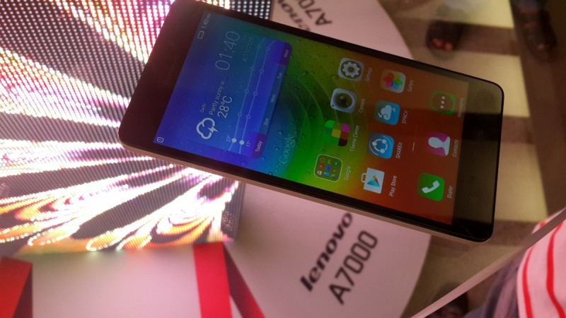 Lenovo A7000 Flash Sale 20000 Units Sold Out In 39 Seconds Registrations For 13 May Begin At 6pm