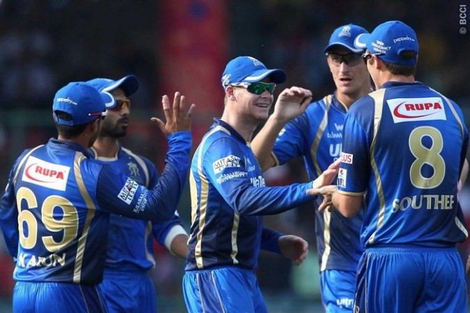 Rajasthan Royals Steven Smith Chris Morris