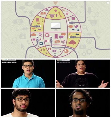 AIB's Save the Internet campaign