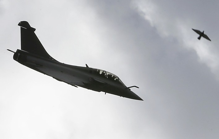 Rafale deal fighter plane