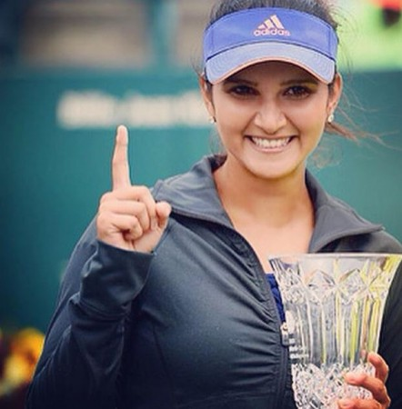 Sania Mirza shares her Beat Pe Booty moment and workout