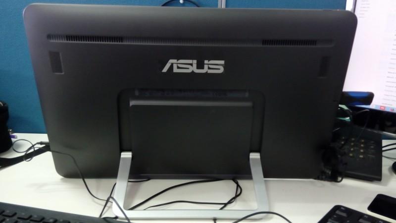 ASUS ET-2040 AIO Rear Panel